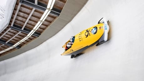 Surprise, surprise: Germany wins gold in 4-man bobsleigh World Cup