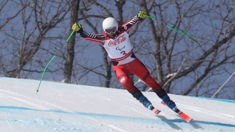 Watch world para alpine skiing World Cup in Croatia