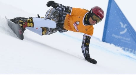 (Live at 8:00 am ET) Snowboard World Cup on CBC: Snowboard PGS – Rogla
