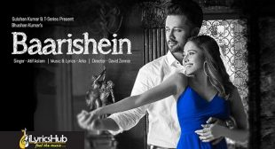 BAARISHEIN LYRICS – ATIF ASLAM New Song 2019   iLyricsHub