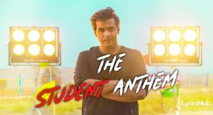The Student Anthem Lyrics – Ashish Chanchlani | iLyricsHub