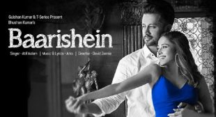 Atif Aslam Song Baarishein – LyricsBELL