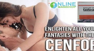 Make your evenings more sultry and arousing with Cenforce – OnlineManShop