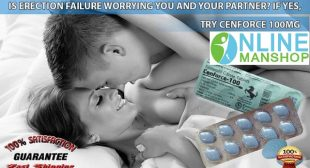 Cenforce-The best drug to achieve the condition of hard erection