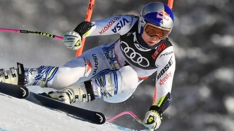Vonn's ailing knees 'decent' at worlds after downhill training session