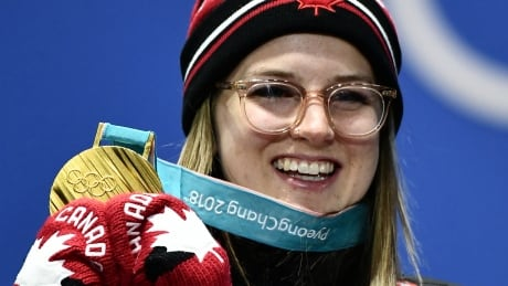No time for doubters: Cassie Sharpe wants to be a world champion