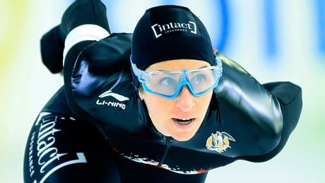 Blondin collects mass start silver at speed skating world championships