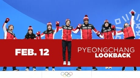 Canada wins gold in team figure skating | Pyeongchang Lookback