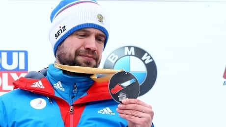 Russia's Tretiakov wins skeleton World Cup race in Lake Placid