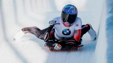 Rahneva scores World Cup skeleton gold on home ice in Calgary