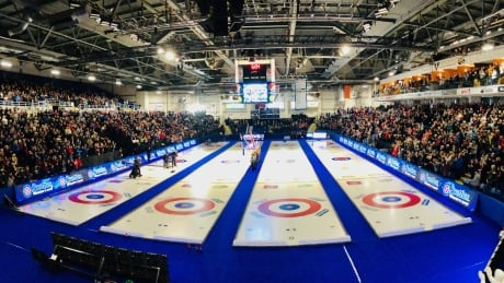 Scotties inspires community — Brier now takes centre stage