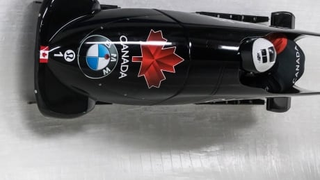 Canada's Kripps, Stones sit 2nd at bobsleigh worlds midpoint