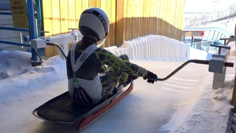 Lugers slide down Calgary track for perhaps last time as it faces permanent closure