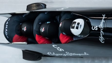 Canada's Kripps pilots 4-man bobsleigh into podium position at worlds