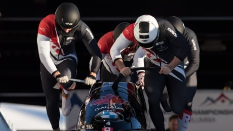 Canada's Kripps wins 4-man bobsleigh bronze at worlds