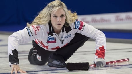 Jones to replace Homan at curling World Cup final