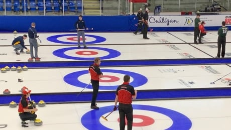University, College curling championships sweep into Fredericton