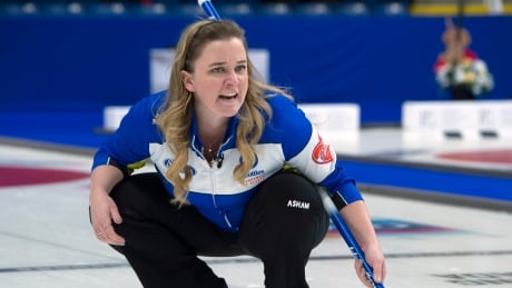 Canada's Carey rebounds with 7-6 win over Finland at women's curling worlds
