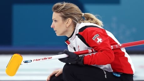 Switzerland to face Sweden in women's world curling final