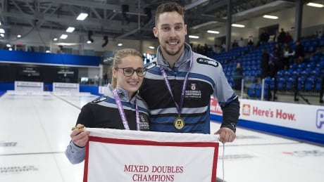 Peterman, Gallant capture 2nd Canadian mixed doubles curling championship