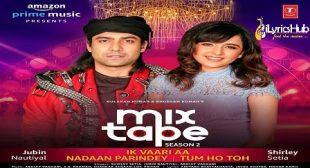 Ik Vaari Aa-Nadaan Parindey-Tum Ho Toh Lyrics – MixTape