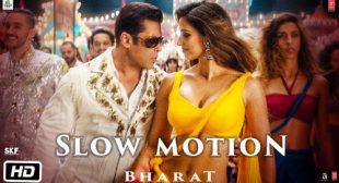 Slow Motion Song – Bharat – LyricsBELL