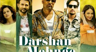 DARSHAN MEHNGE LYRICS – Amrinder Gill | Sajjan Adeeb | Intense