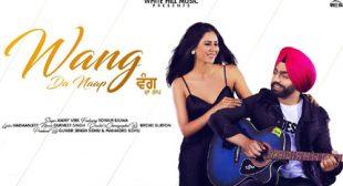 Wang Da Naap Lyrics – Ammy Virk