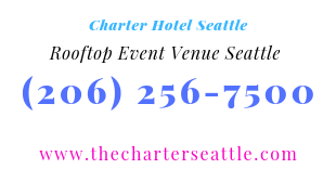 Best Wedding Venue at Seattle Downtown by Charter Hotel