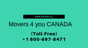Moving companies and Best Movers in Toronto by movers4you
