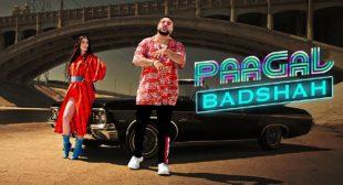 Paagal – Badshah Lyrics