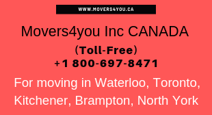 Guelph Movers Packing services and Best Mover in North York