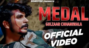 Gulzaar Chhaniwala – Medal Lyrics