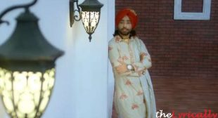 Hamayat Lyrics – Satinder Sartaaj