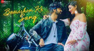 Rishabh Srivastava – Baarishon Ke Sang Lyrics