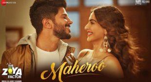 Lyrics of Maheroo Song