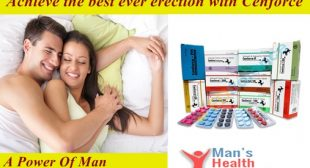 Achieve the best ever erection with Cenforce