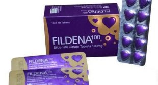 As opposed to Ignoring Intimacy Take Assistance Of Fildena professional