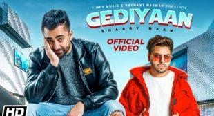 Gediyaan Lyrics by Sharry Maan