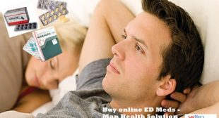 Erectile Dysfunction Treatment With ED Meds