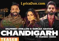 Chandigarh Lyrics – Parmish Verma