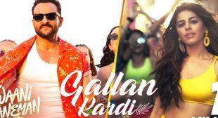 Gallan Kardi Lyrics