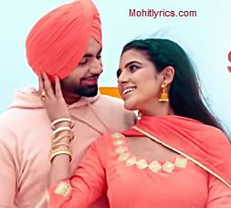 Sohna Lagda Lyrics –  Khatre Da Ghuggu  | Gurlej Akhtar