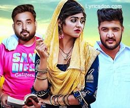 BABA 4 Lyrcs –  Masoom Sharma |  Renuka Panwar