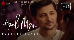 Asal Mein – Darshan Raval Lyrics