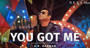 You Got Me – AR Rahman