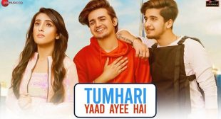 Tumhari Yaad Ayee Hai Song Download in Mp3 by Goldie Sohel X Palak Muchchal | BaapMusic