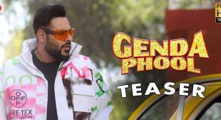 Genda Phool Lyrics – Badshah