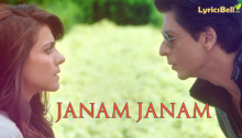 Janam Janam Lyrics – Arijit Singh from Dilwale – BelieverLyric