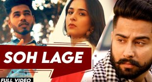 Soh Lage Lyrics by  Nav Dolorain